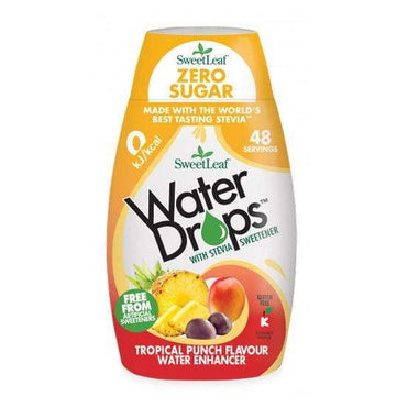 Water Drops tropsko voće SweetLeaf 48ml