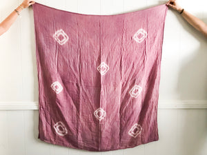Burgundy Swaddle