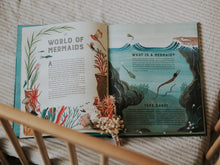 Load image into Gallery viewer, The Mermaid Atlas - Merfolk of the World