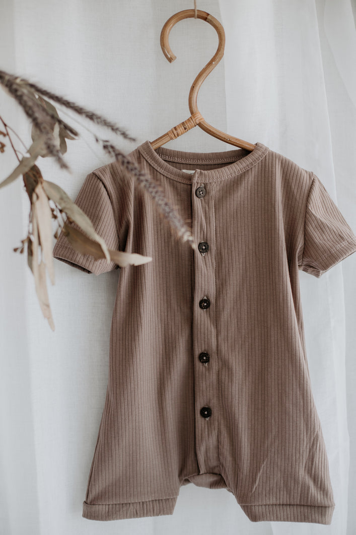 Walnut summer romper