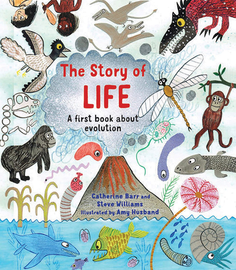 The Story Of Life: A First book About Revolution