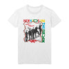 NKOTB Holiday Staircase Photo Tee