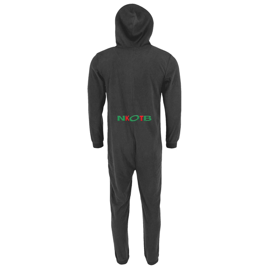 NKOTB Holiday Adult Onesie