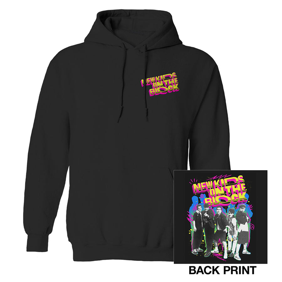Vintage Photo Sweatshirt-New Kids on the Block