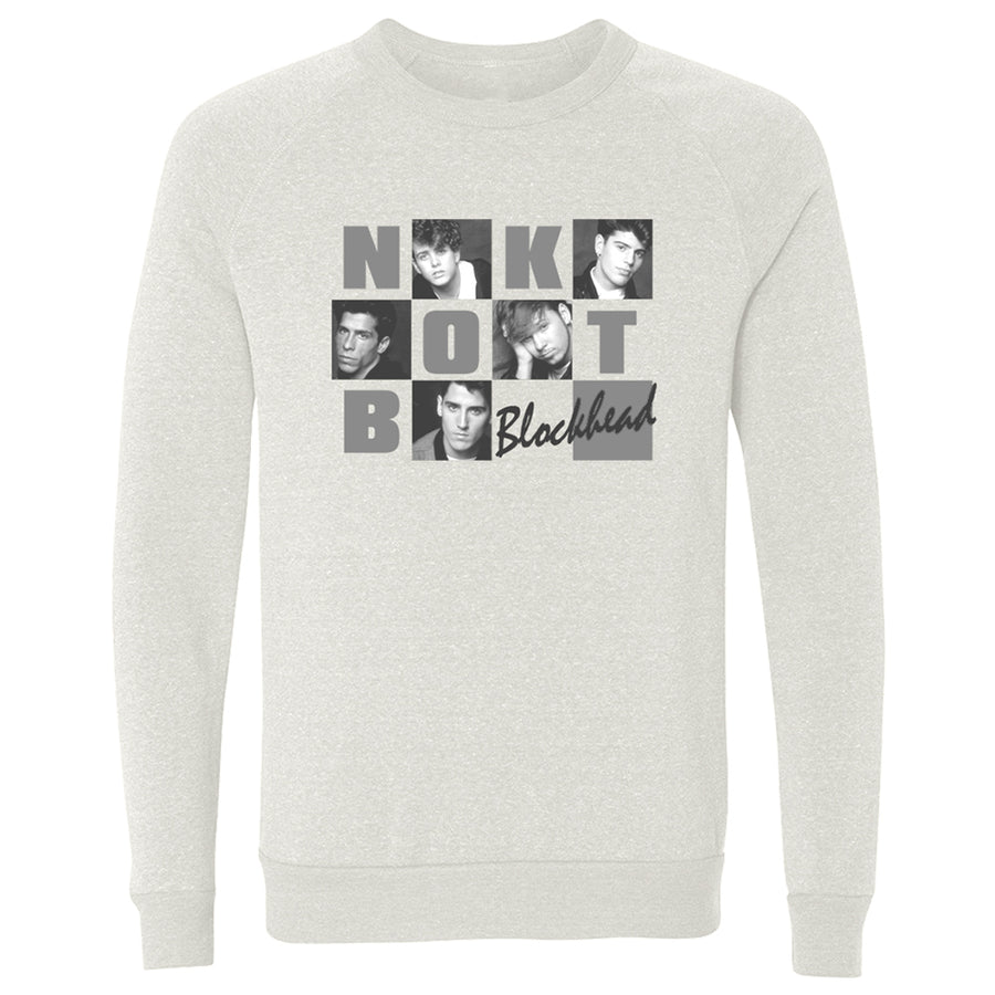 NKOTB Blockhead Sweatshirt-New Kids on the Block