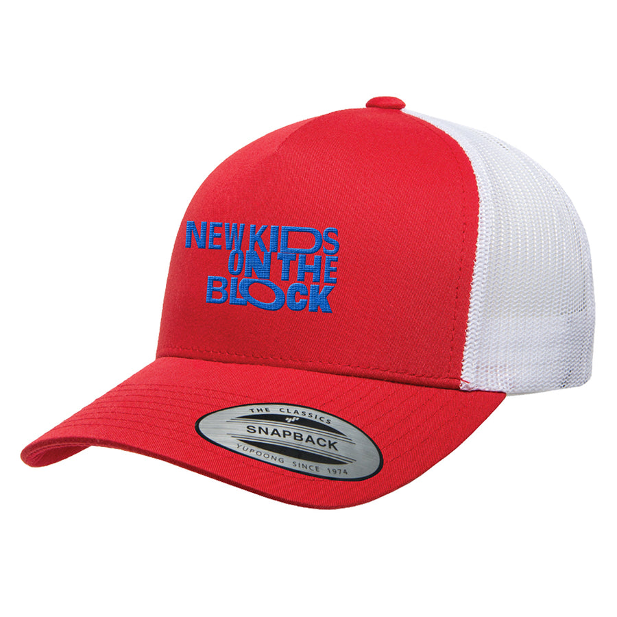 NKOTB Trucker Hat-New Kids on the Block
