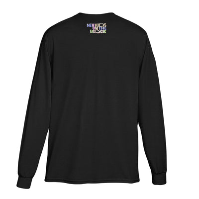 We Like the Boys (Boy Band Anthem) Long Sleeve Tee-New Kids on the Block