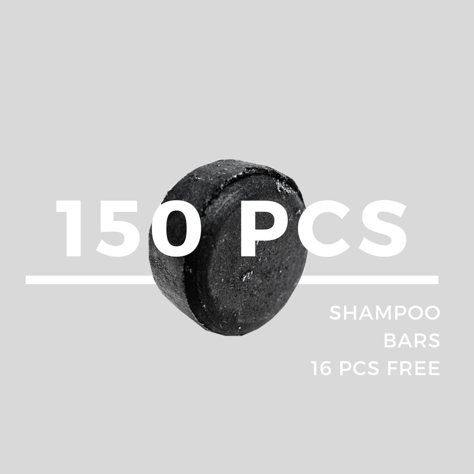 STOCKLIST SHAMPOO BARS CHARCOAL