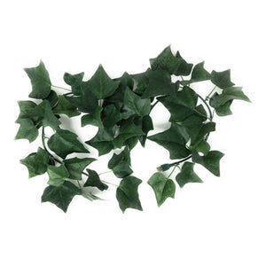 electroVine | Phone X Cable with Realistic Large Ivy Leaves