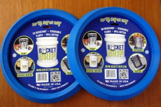 BucketGrip-BLUE-2 Pack BEST VALUE! SAME SHIPPING COST AS 1