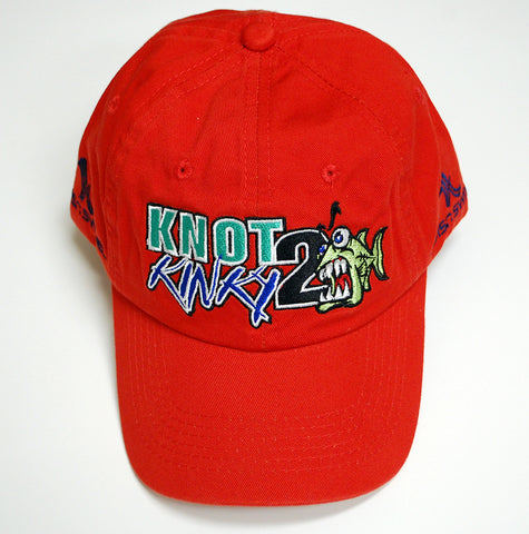 Red Aquateko Hat