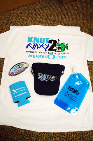 Aquateko Promo Pack with Navy Blue Hat VALUE PRICING