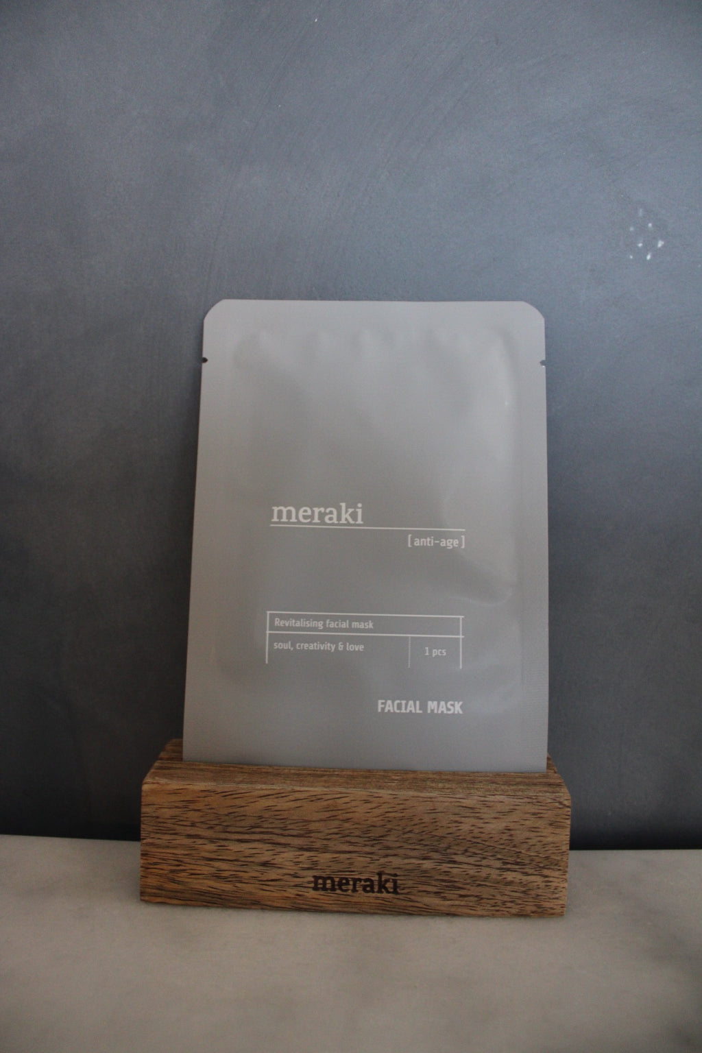Facial mask - Meraki - Moon, Mommy & Me