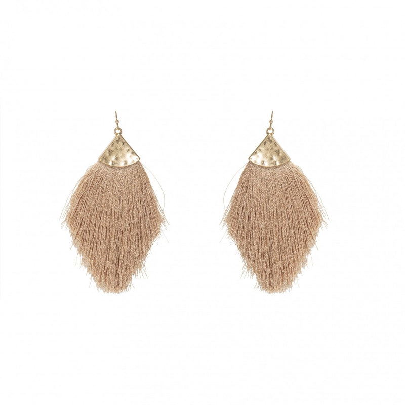 Tassel earring - Moon, Mommy & Me