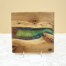 Load image into Gallery viewer, Galaxy Resin Serving Board