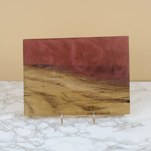 Load image into Gallery viewer, Sangria Small Resin Serving Board