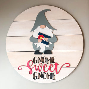 Gnome Interchangeable Pieces
