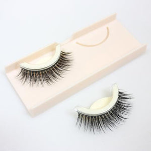 KISN Self-Adhesive Curly Lashes