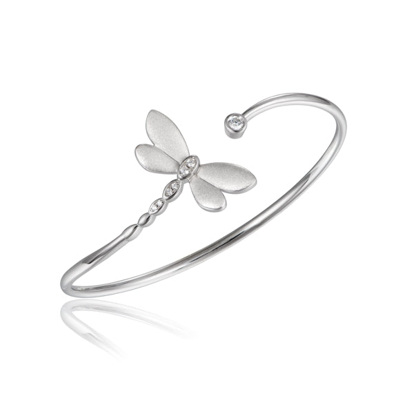 Alamea Hawaii Dragonfly Bangle