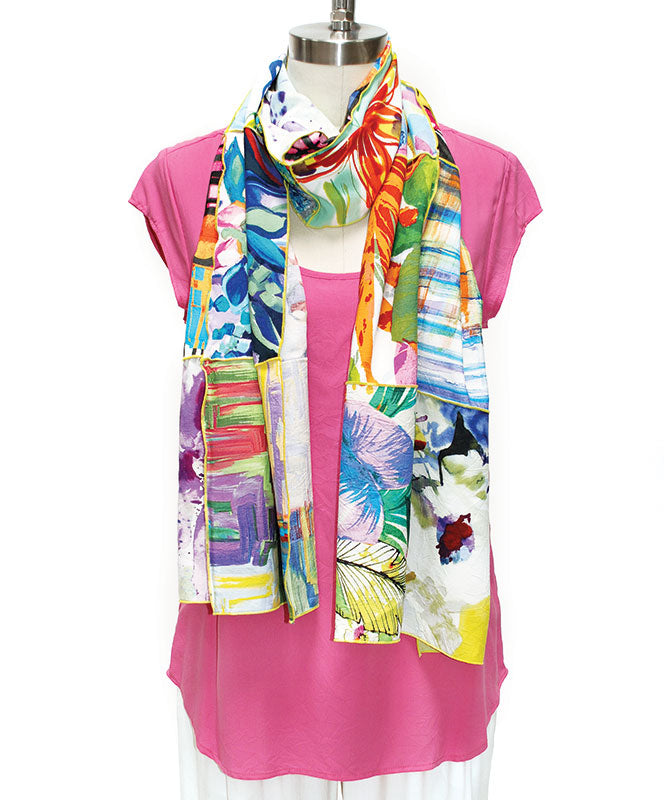 Jams World Patchwork Shawl