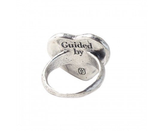 Waxing Poetic Guided By Heart Ring