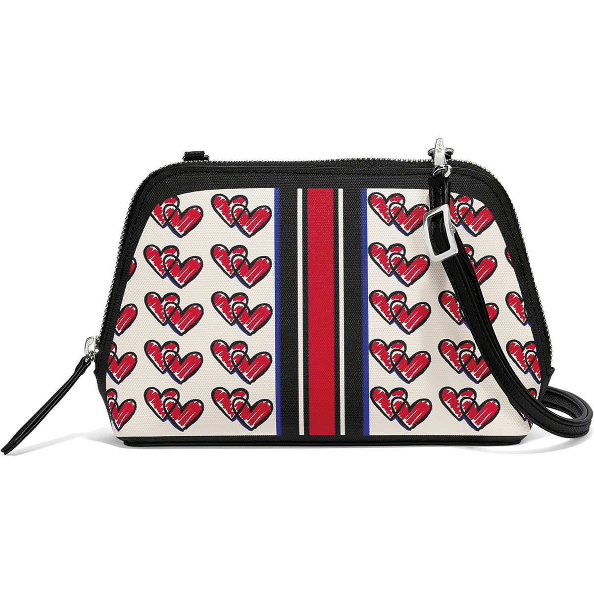 Love Doodle Convertible Cosmetic Pouch