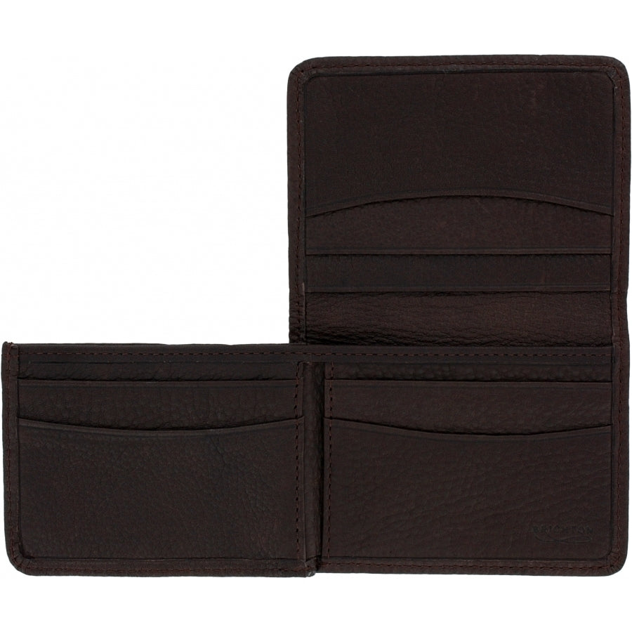 Brighton Jefferson Flip Wallet