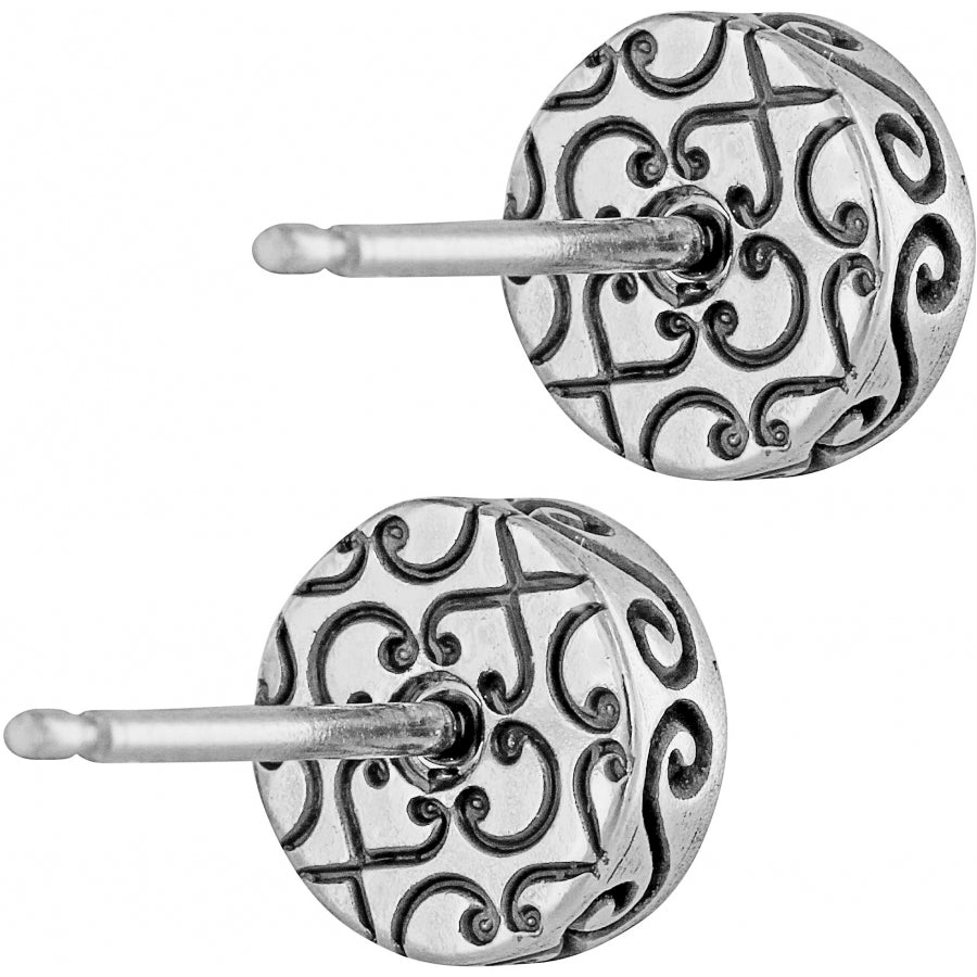 Brighton Crescent Mini Post Earrings
