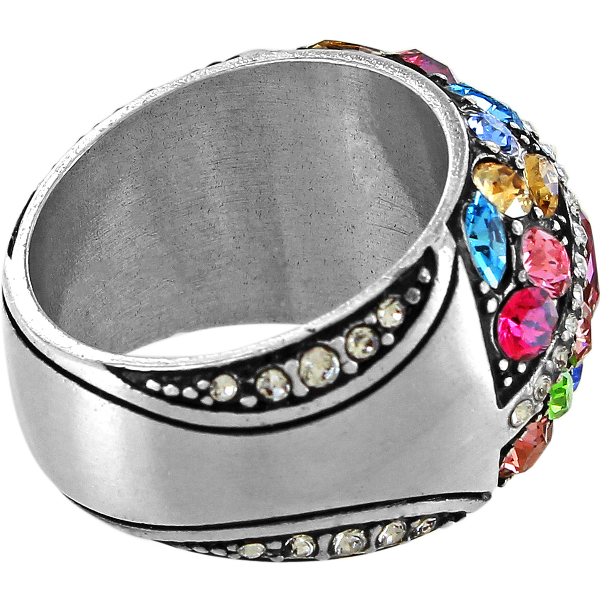 Trust Your Journey Multi Ring