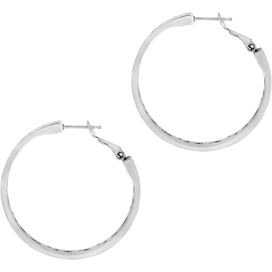 Brighton Barbados Park Hoop Earrings