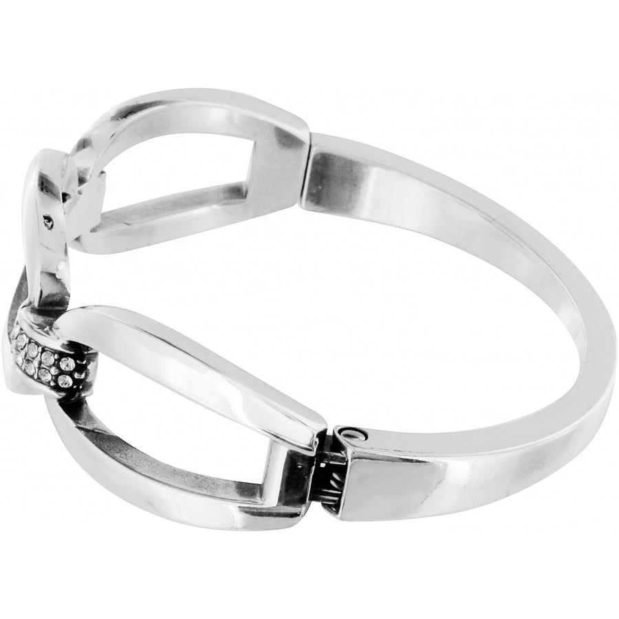 Meridian Swing Hinged Bangle