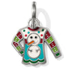 Snowman Christmas Sweater Charm