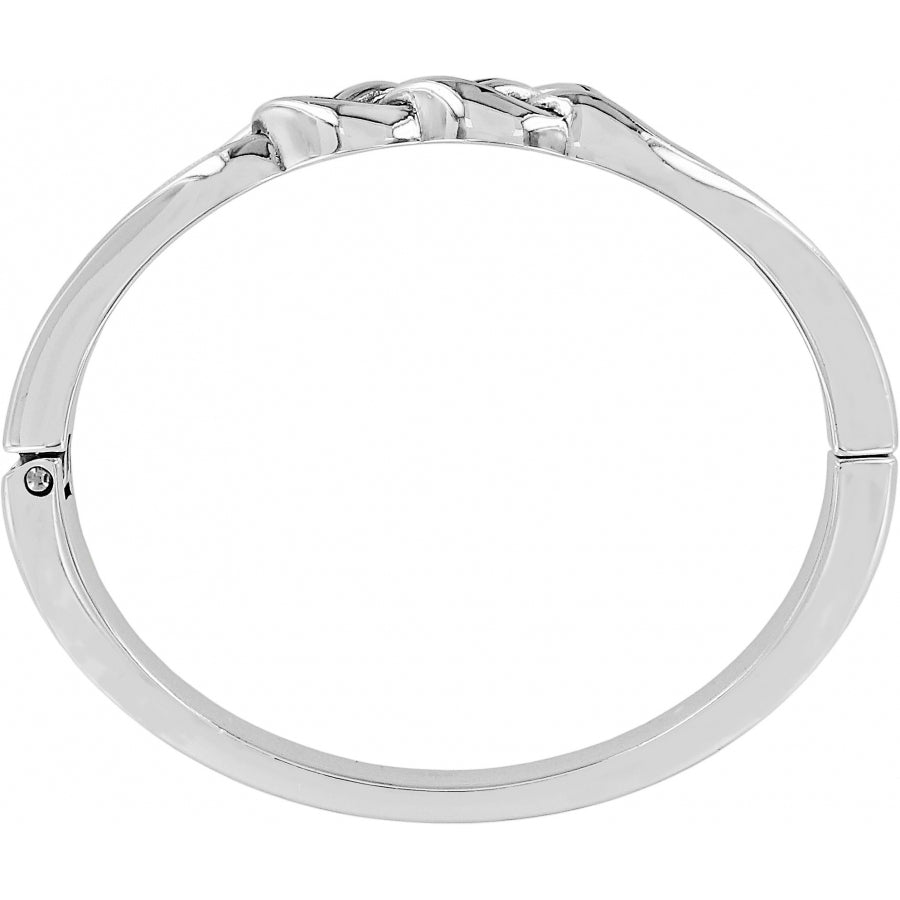 Brighton Interlok Hinged Bangle