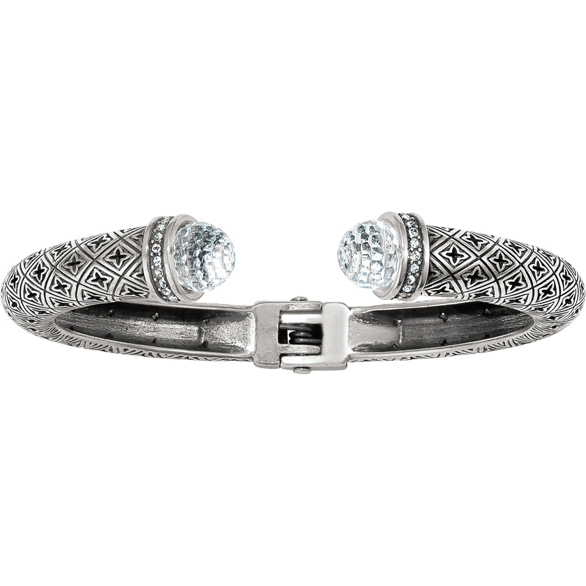 Castillo Hinged Bangle