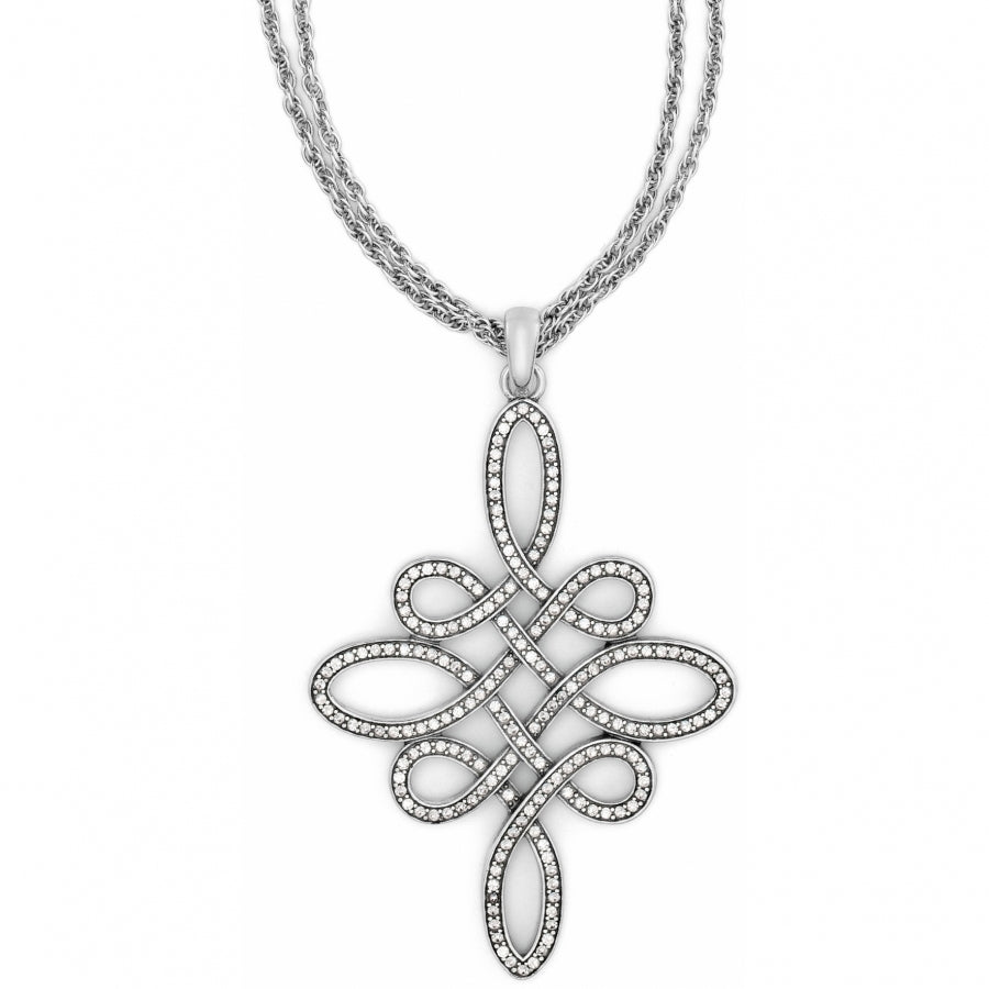 Knottingham Convertible Long Necklace