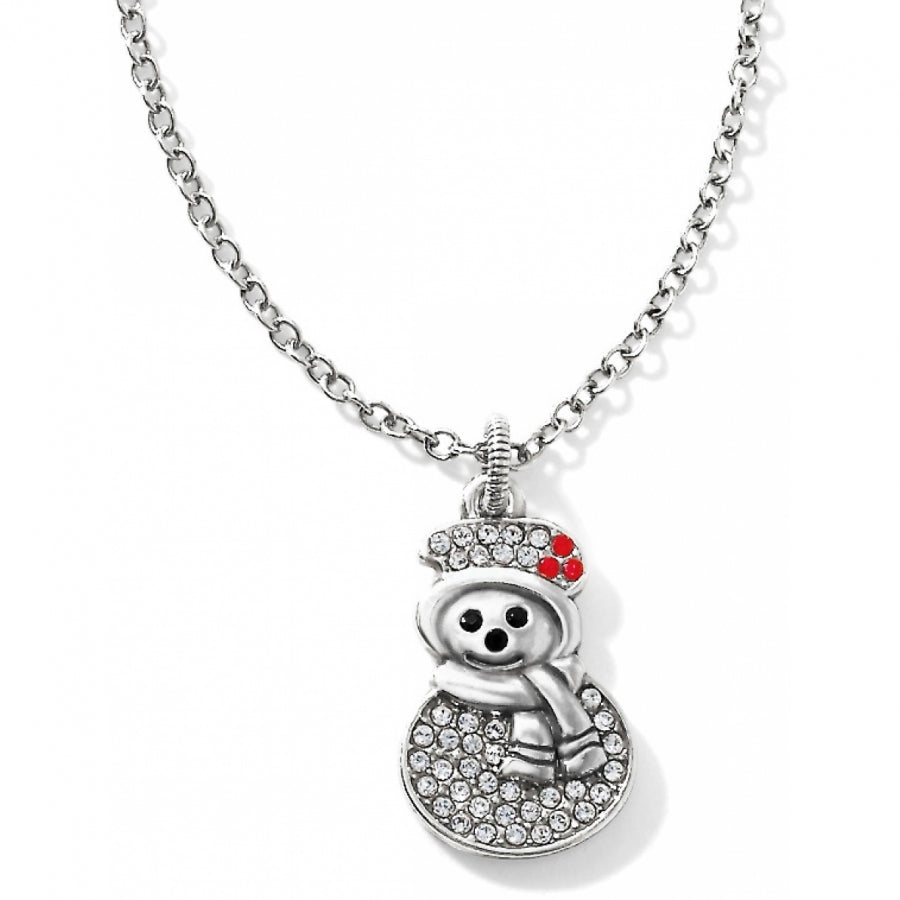 Lil Snowman Necklace