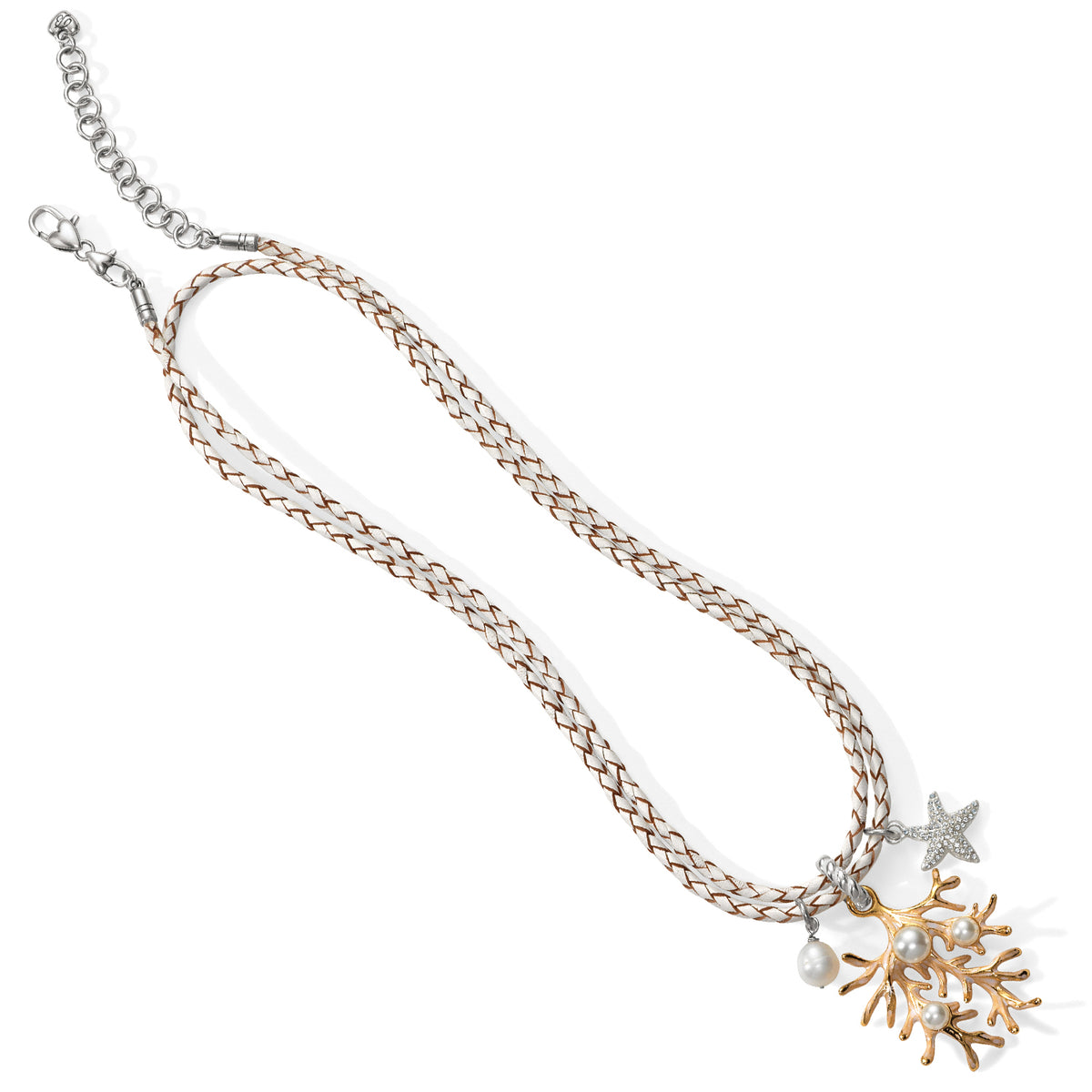 Sea Dreamer Coral Convertible Necklace