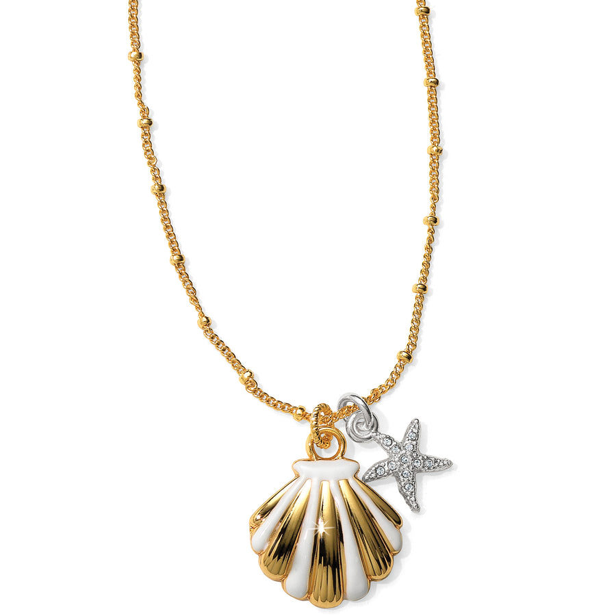 Sea Dreamer Shell Petite Necklace
