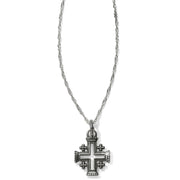 Brighton Jerusalem Cross Necklace