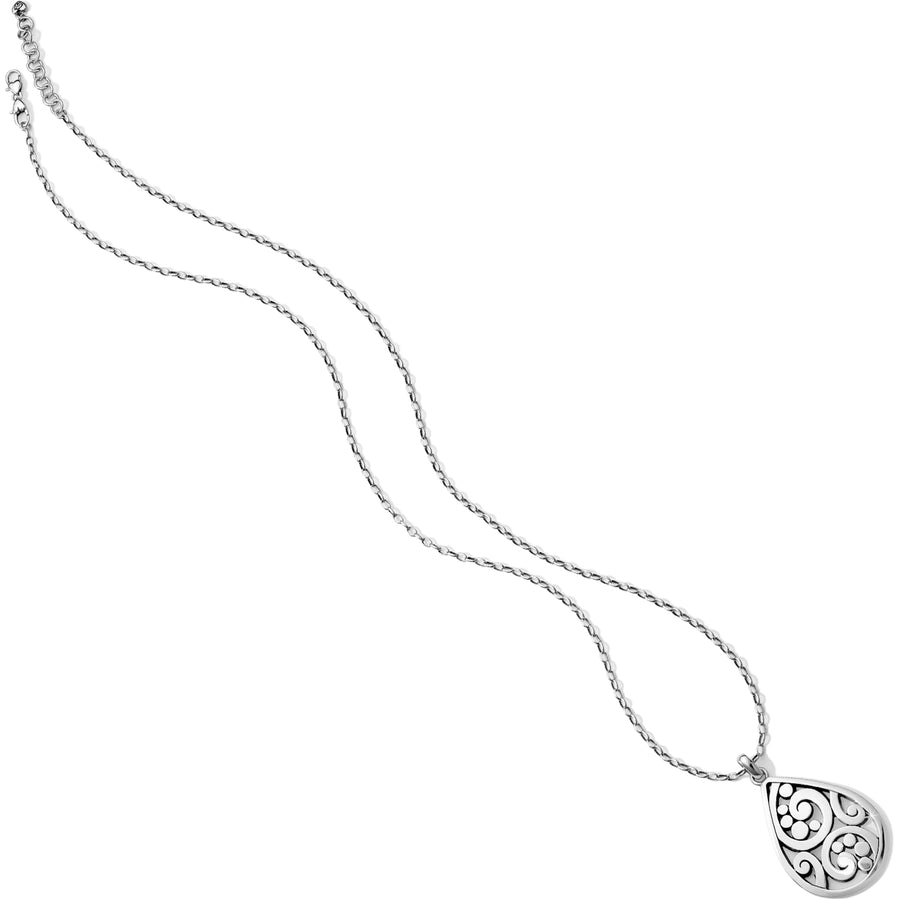 Contempo Convertible Teardrop Necklace