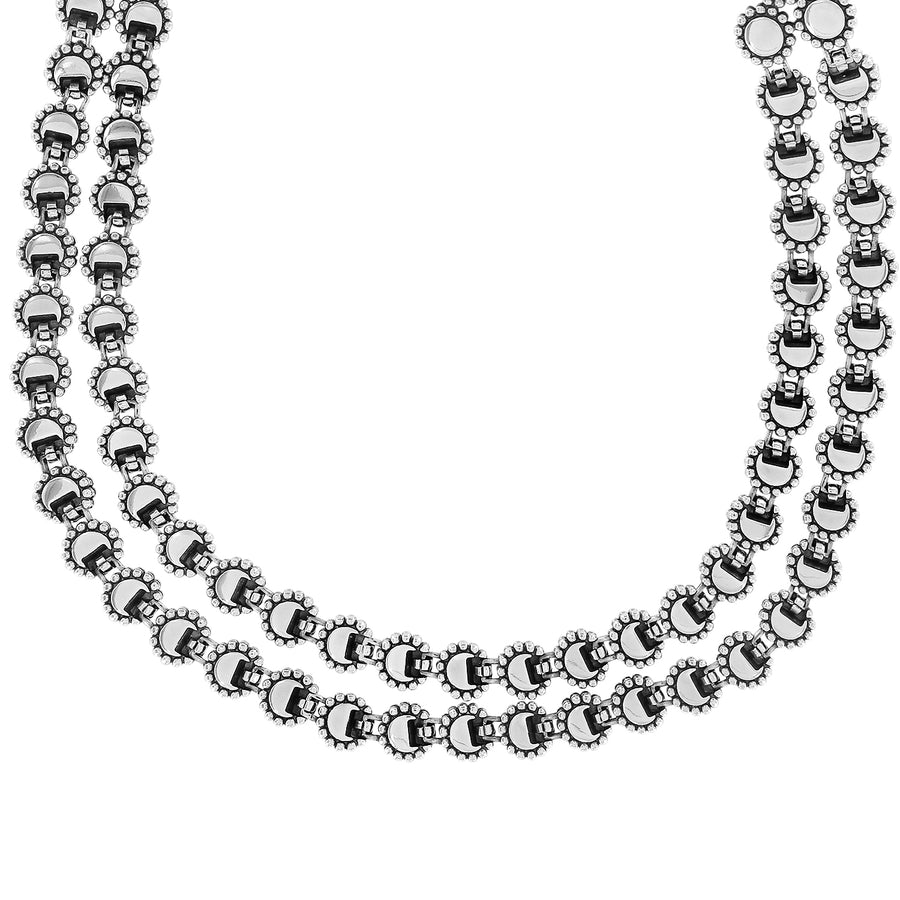 Twinkle Double Link Necklace