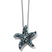 Brighton Trust Your Journey Reversible Starfish Necklace
