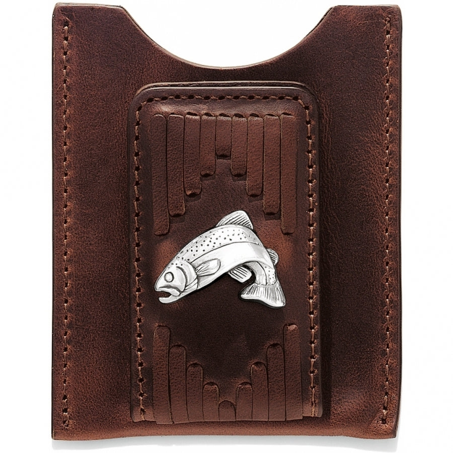 Brighton West Fork Money Clip