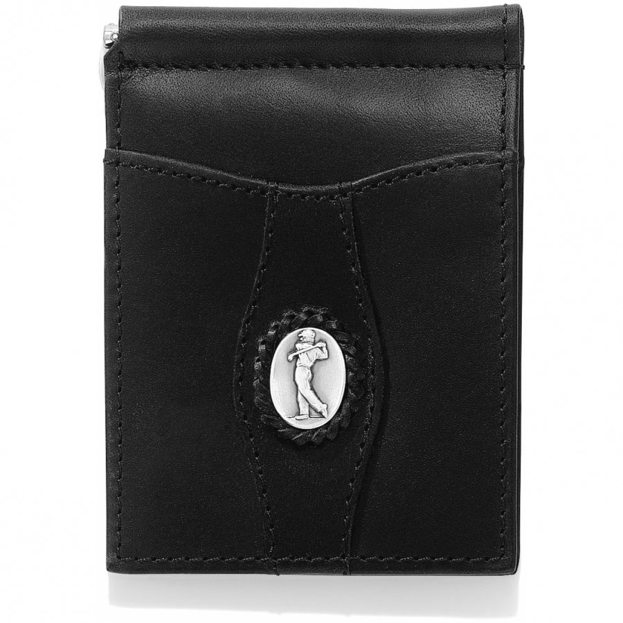 Brighton Devonshire Money Clip Wallet