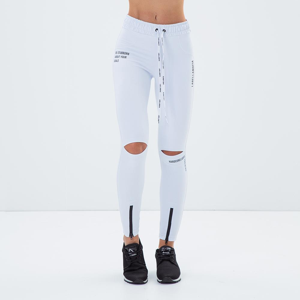 LBM Forever Essentials Legging | WHT