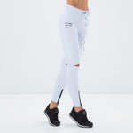 Load image into Gallery viewer, LBM Forever Essentials Legging | WHT