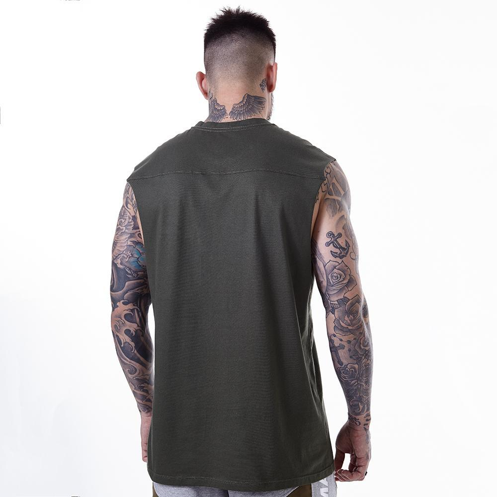 LM Rank Tank Top | GRN