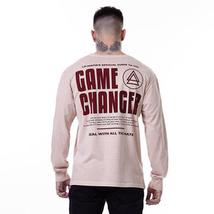 LM Graphic GameChanger Long Sleeve | PNK