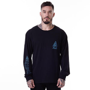 LM Graphic Chosen Long Sleeve | BLK