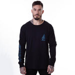 Load image into Gallery viewer, LM Graphic Chosen Long Sleeve | BLK
